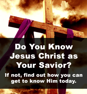 Do You Know Jesus Christ?